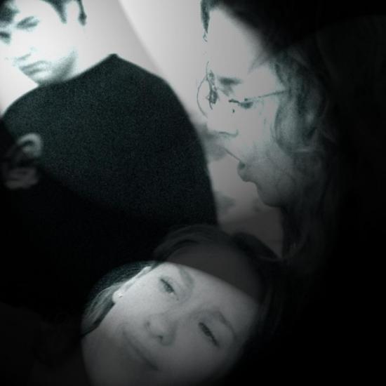 Alexia, Rizlane et Stanislas