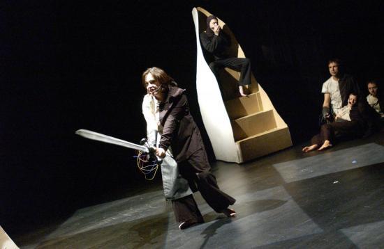 Héloïse et Excalibur 1