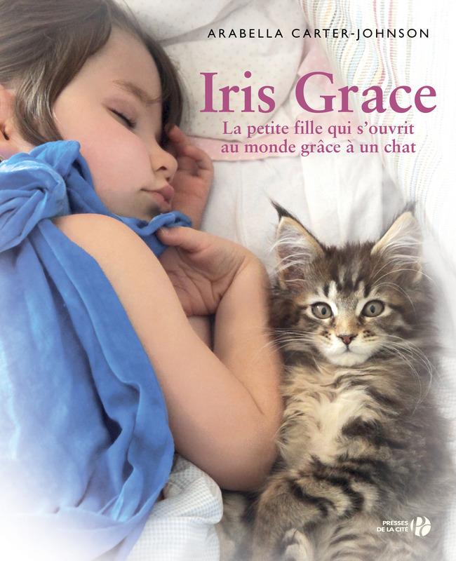 Iris grace et son chat